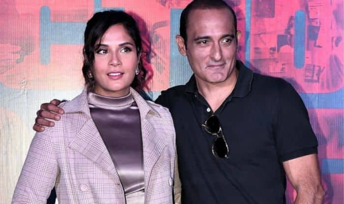 Richa Chadha on Working With Akshaye Khanna in Section 375: Not Ashamed to Say he Guided me