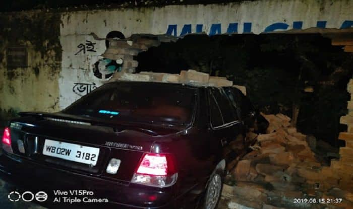 Roopa Ganguly's Son Arrested After he Rams Car Into Wall; BJP MP Tweets 'No Favours Please'