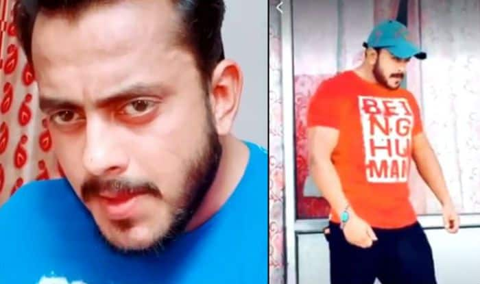 TikTok's Salman Khan is Not Really Our Sallu Bhai But a Clone; Netizens Call Him 'Gareebo Ka Salman'