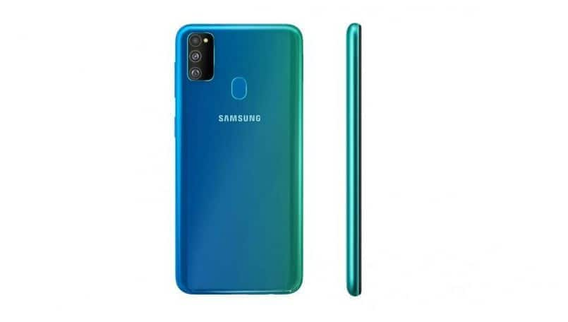 Samsung Galaxy M30s images leaked ahead of launch, coming with 48MP camera in India