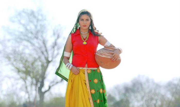 Sapna Choudhary's Latest Haryanvi Song 'Panihari' Breaks The Internet- Watch Here