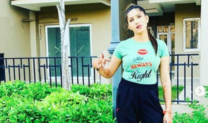 Haryanvi Bombshell Sapna Choudhary Masters The Style Game As She Enjoys Monsoon