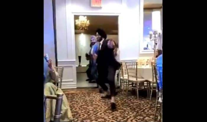 Sikh Men Enter a Wedding Party With Total Swag, Watch Their Viral Bhangra Video