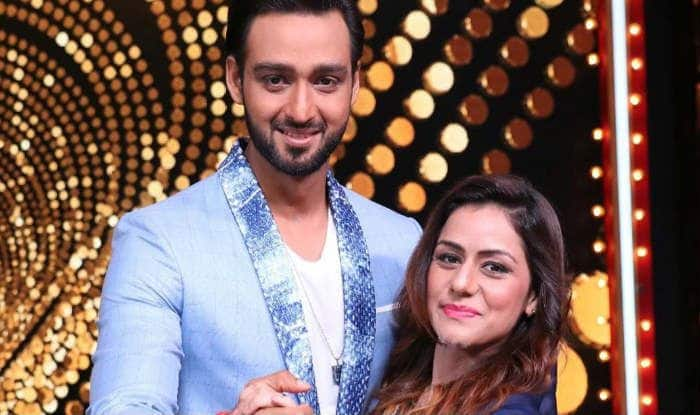Another Injury on Nach Baliye 9, Sourabh Raaj Jain's Wife Ridhima Jain Hurts Her Chin After Shraddha Arya