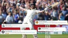 'That's Ridiculous', Sehwag to Gambhir, Cricket Fraternity Hails Stokes on Twitter | SEE