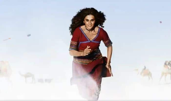 Taapsee Pannu in And as Rashmi Rocket – a Story of an Underdog Runner From Gujarat's Kutch