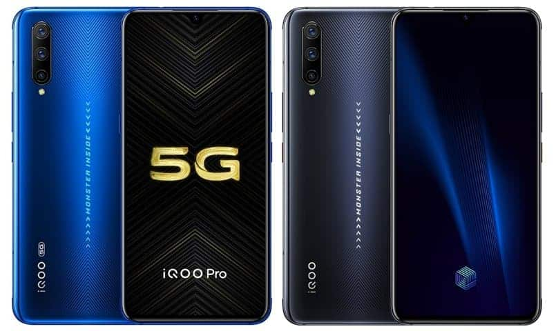 Vivo iQOO Pro with Snapdragon 855+ SoC, 5G support launched: Price, features, specifications