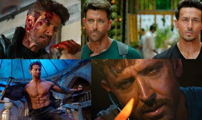 War Trailer: Tiger Shroff And Hrithik Roshan Play Teacher-Student Game With Some High Octane Action