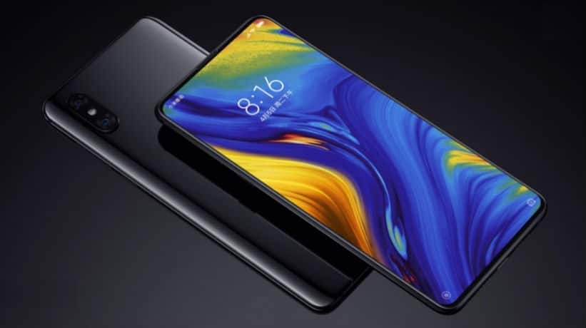 Xiaomi Mi MIX 4 with 108-megapixel camera could launch next month