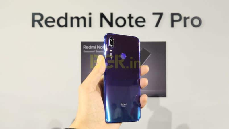 Xiaomi Redmi Note 7 Pro 6GB RAM variant gets discounted for 'Mi Days' sale