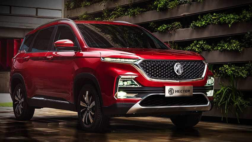 You Can Book MG Hector But be Ready For a Greater Pocket Pinch