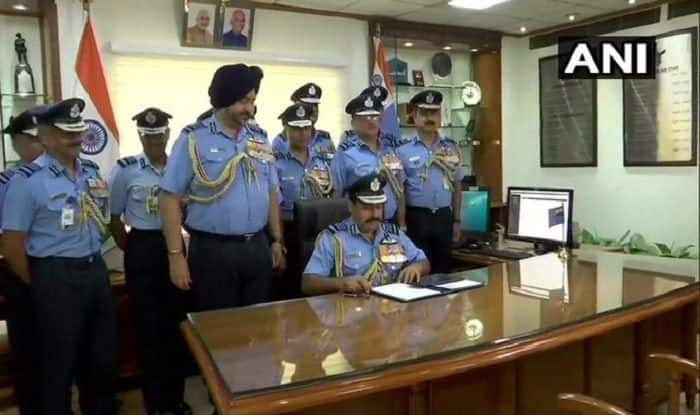 'Rafale Will Give us Edge Over China And Pakistan', Says New Air Chief RKS Bhadauria