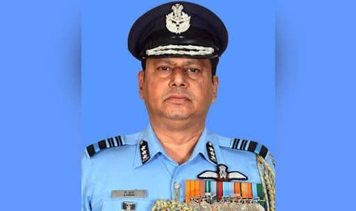Air Marshal B Suresh Appointed Western Air Commander of Indian Air Force, to Take Charge on Oct 31