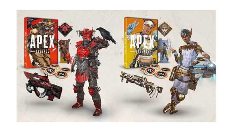 EA announces two Apex Legends physical editions