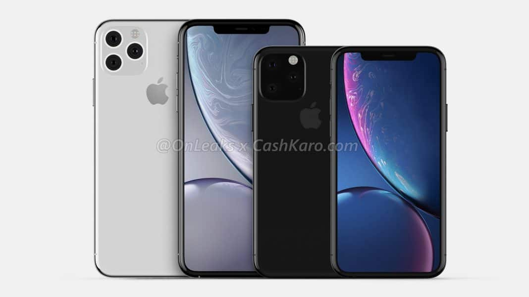 Apple iPhone 2019 series to feature new 'R1' sensor co-processor; comes with a cool codename