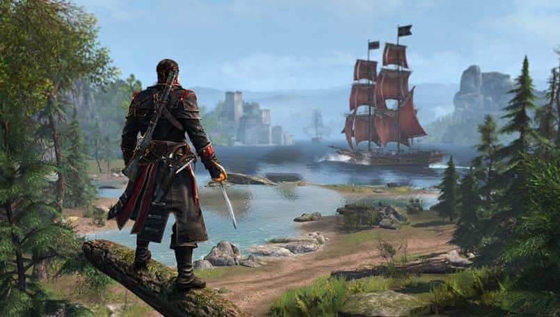 Assassin's Creed IV: Black Flag and Rogue coming to Nintendo Switch