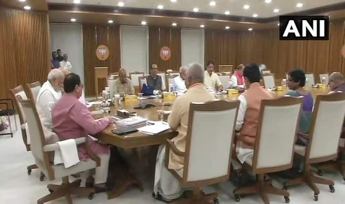 Haryana And Maharashtra Assembly Elections 2019: BJP Holds CEC Meet to Finalise List of Candidates