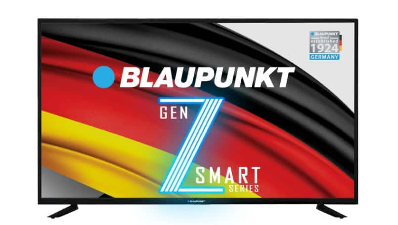 Blaupunkt Gen Z Smart LED TVs launched in India, prices start from Rs 19,999