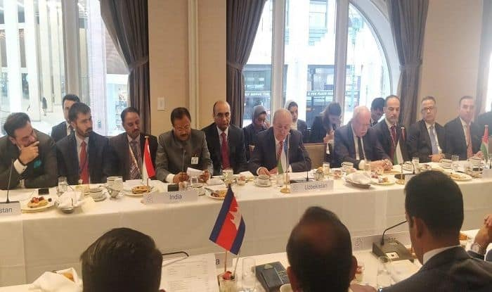 'Support FATF in Its Endeavour to Combat Terror,' India at CICA Foreign Affairs Meet in New York