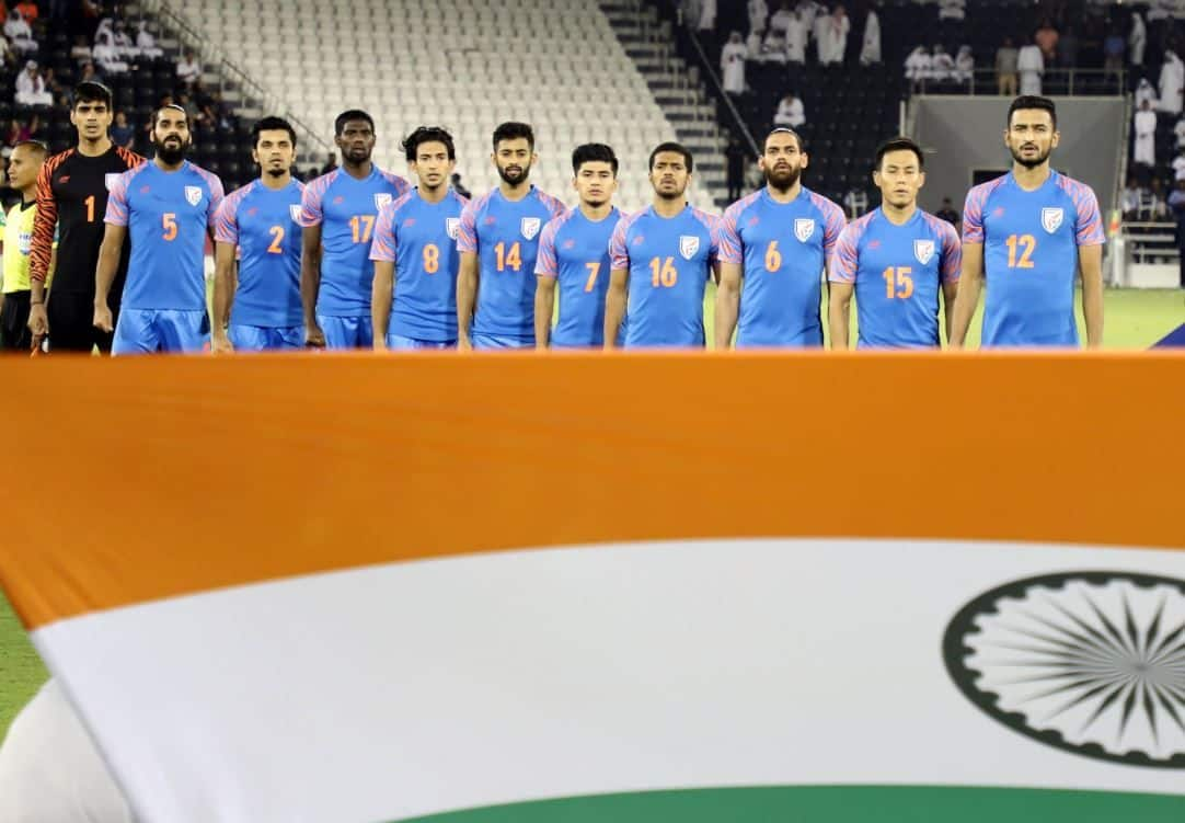 FIFA Rankings, India lose one spot in latest FIFA Rankings, Latest FIFA rankings, India FIFA ranking, Indian football team FIFA ranking, Indian football team latest FIFA ranking, Indian football team at 104 in latest FIFA ranking, Highest Asian football team in FIFA ranking