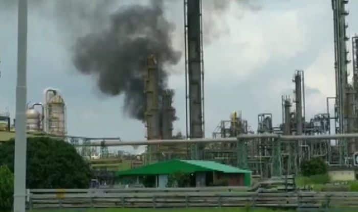 West Bengal: Over 13 Injured as Major Fire Breaks Out in Haldia Petrochemical Plant