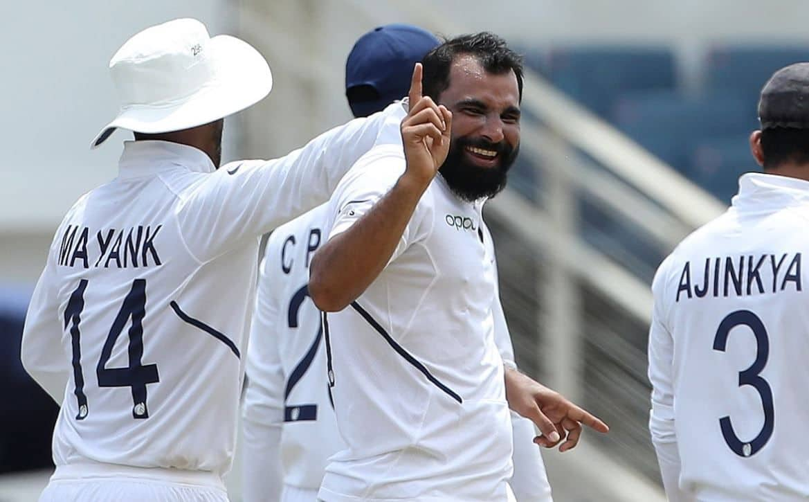 India beat West Indies in second test, India win second test against West Indies, India win test series against West Indies, India whitewash test series 2-0, India vs West Indies test series 2019, India's tour of West Indies 2019, IND vs WI,