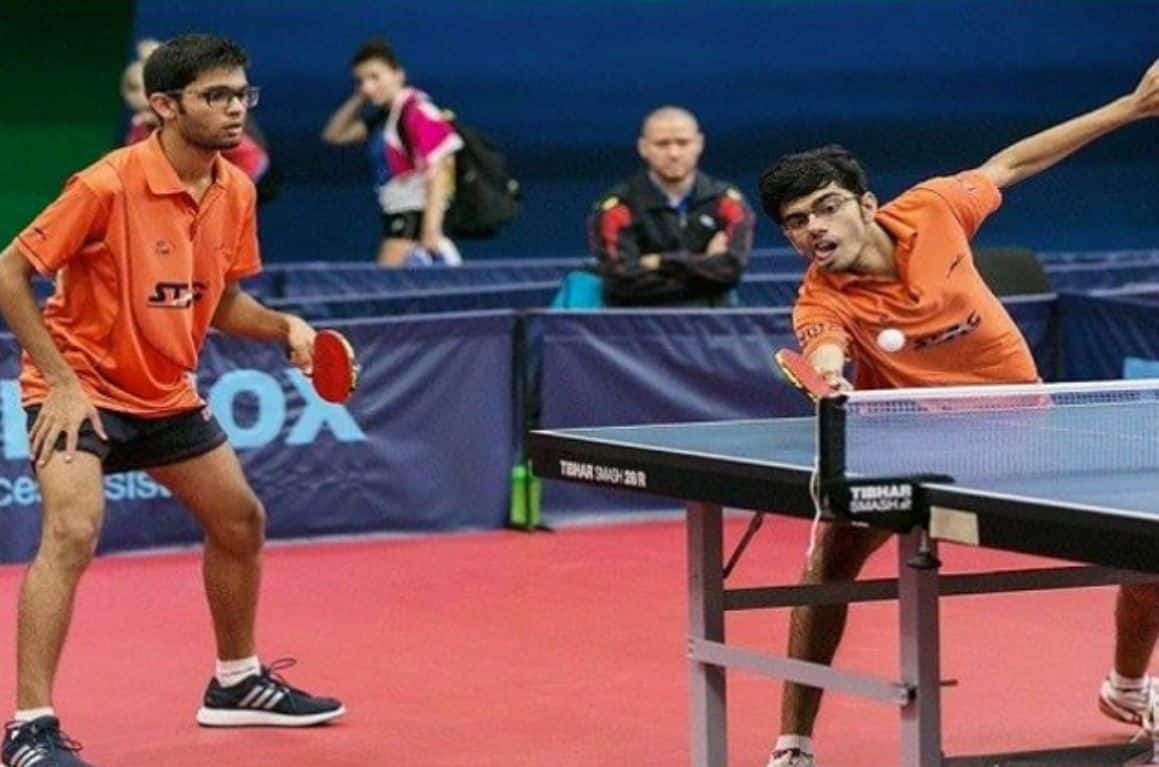 Indian Table Tennis team, Indian boys Table Tennis team, 22nd Asian Junior and Cadet Table Tennis Championships, Indian boy reach final of 22nd Asian Junior and Cadet Table Tennis Championships,