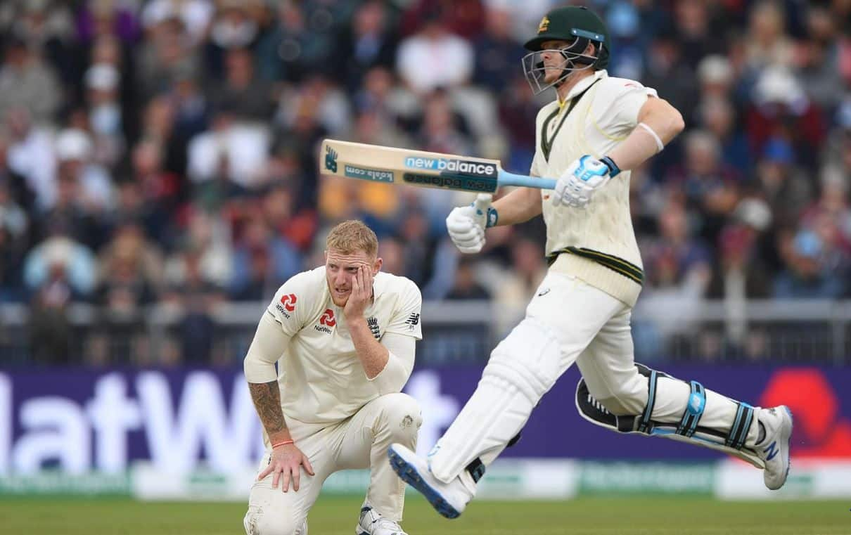 Ashes 2019: Double Ton From Steve Smith Helps Australia Post Mammoth 497; England Reeling at 23/1
