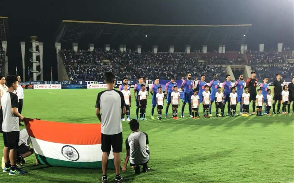 India vs Qatar FIFA World Cup 2022 Qualifier match, India vs Qatar FIFA World Cup 2022 Qualifier final live streaming in India, India vs Qatar FIFA World Cup 2022 Qualifier when and where to watch online, India vs Qatar FIFA World Cup Qualifier TV Broadcast, when and where to watch FIFA World Cup 2022 Qualifier in India, India vs Qatar FIFA World Cup 2022 Qualifier match TV channel, India vs Qatar FIFA World Cup 2022 Qualifier match TV telecats details in India, India vs Qatar FIFA World Cup 2022 Qualifier match online streaming details in India, India vs Qatar FIFA World Cup 2022 Qualifier match which channel in India,