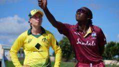 Dream11 Team West Indies Women vs Australia Women Twenty-20 International Series 2019 – Cricket Prediction Tips For Today's 1st T20I WI-W vs AU-W at Kensington Oval, Bridgetown, Barbados