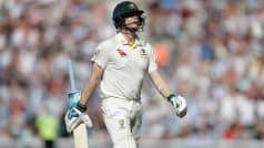 Ashes 2019: Smith Registers Lowest Score of Series as England Dismiss Him Under 50 For 1st Time