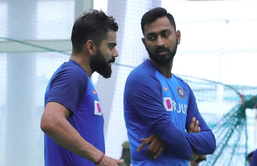 Players to Get Maximum Five Chances to Prove Their Worth, Says India Captain Virat Kohli Ahead of First Twenty-20 Against South Africa, Players Will Get Max 4-5 Chances to Prove Themselves, Says Kohli Ahead of T20I Series Against SA, Virat Kohli said players will get maximum 5 chances to prove themselves in the team, Indian cricket team players to get only five chances to prove themselves, India vs South Africa 1st T20, IND vs SA 1st T20, India vs South Africa 1st T20 abandoned due to rain, IND vs SA 1st T20 called off due to rain, India vs South Africa 1st T20 washed out, 1st T20 between India and South Africa has been abandoned due to rain, Indian cricket captain Virat Kohli, ICC T20 World Cup 2020, ICC T20 World Cup 2020 Australia,