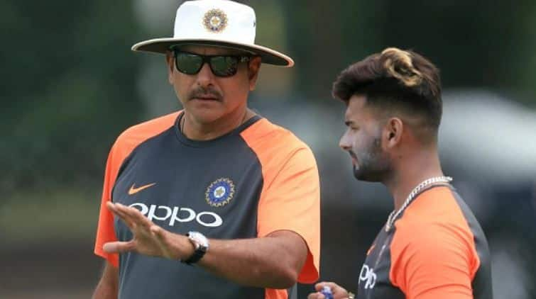 There Will be Rap on The Knuckles, Talent or no Talent: Indian Cricket Team Head Coach Ravi Shastri Criticizes Poor Shot-Selection of Rishabh Pant, Ravi Shastri criticized Rishabh Pant, Ravi Shastri criticizes Rishabh Pant's poor shot selection, Ravi Shastri interview, Rishabh Pant, BCCI, Virat Kohli
