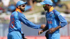 India vs South Africa: Virat Kohli, Hardik Pandya Arrive in Mohali Ahead of 2nd T20I | SEE PIC