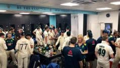 Ashes 2019: England, Australia Players Drinking Together Reflects True Culture of Cricket | WATCH VIDEO