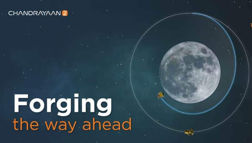 PM Narendra Modi asks people to watch the final descent of Chandrayaan 2 to the Moon