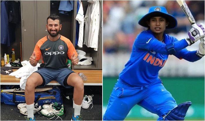 Cheteshwar Pujara, Mithali Raj, Pujara on Mithali Raj, Mithali Raj T20I Retirement, Mithali Raj Retirement From T20Is, Mithali Raj quits T20I cricket, Pujara on Mithali Career, Pujara calls Mithali an inspiration for girls, Cricket News, Team India, India Women's Cricket Team