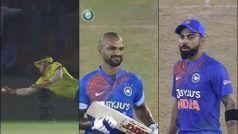 WATCH: Kohli, Shikhar Stunned After Miller's 'Once in a Lifetime' Catch