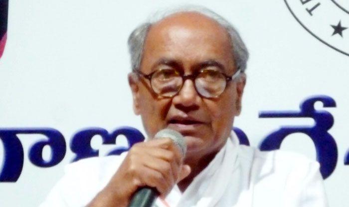 Congress, BJP, ISI, Espionage, Digvijaya Singh