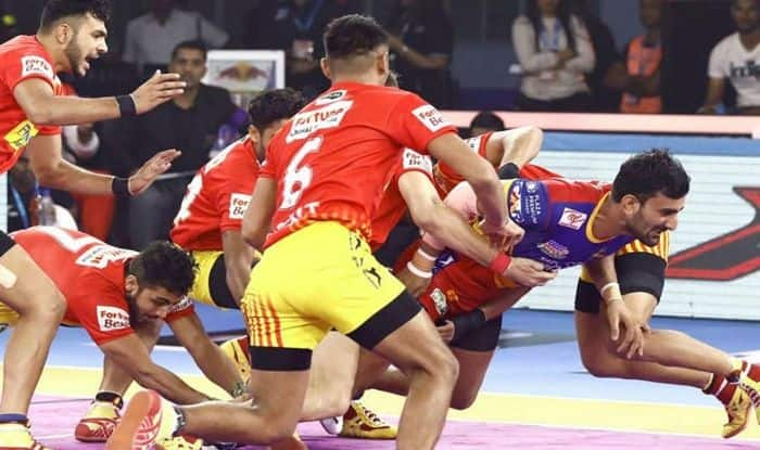 Dream11 Team Predictions Pro Kabaddi League 2019, DEL vs GUJ Dream11 Predictions, Today Match Predictions, Today Match Tips, Dabang Delhi vs Gujarat Fortune Giants, Dabang Delhi vs Gujarat Fortune Giants Today's Match Playing xi, Today Match Playing xi, DEL playing 7, GUJ playing 7, dream 11 guru tips, Dream11 Predictions for today's match, Pro Kabaddi DEL vs GUJ Match Predictions, online Kabaddi betting tips, Kabaddi tips online, dream 11 team, myteam11, dream11 tips, Pro Kabaddi League 2019 Dream11 Prediction, Kabaddi Tips And Predictions - Pro Kabaddi, Online Kabaddi Tips - PKL 2019, Kabaddi Tips And Predictions - Pro Kabaddi.