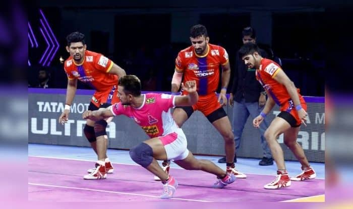 Dream11 Team Predictions Pro Kabaddi League 2019, JAI vs UP Dream11 Predictions, Today Match Predictions, Today Match Tips, Jaipur Pink Panthers vs UP Yoddha, Jaipur Pink Panthers vs UP Yoddha Today's Match Playing xi, Today Match Playing xi, JAI playing 7, UP playing 7, dream 11 guru tips, Dream11 Predictions for today's match, Pro Kabaddi JAI vs UP Match Predictions, online Kabaddi betting tips, Kabaddi tips online, dream 11 team, myteam11, dream11 tips, Pro Kabaddi League 2019 Dream11 Prediction, Kabaddi Tips And Predictions - Pro Kabaddi, Online Kabaddi Tips - PKL 2019, Kabaddi Tips And Predictions - Pro Kabaddi.