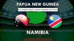 Papua New Guinea vs Namibia Match 5 Dream11 Team Prediction & Tips