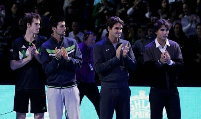 'Fab Four of Tennis' Roger Federer, Rafael Nadal, Novak Djokovic, Andy Murray Confirms Participation in Inaugural ATP Cup, Roger Federer Rafael Nadal Novak Djokovic Andy Murray to play in ATP Cup, What is ATP Cup?, Check all the details of ATP Cup, When is ATP Cup starting? When will be ATP Cup held?, What are the teams for ATP Cup?, These are the teams that have qualified for ATP Cup, Which teams have qualified for ATP Cup?, Which players have qualified for ATP Cup?, These players have qualified for ATP Cup?, How are the teams being selected for ATP Cup?, This is the way teams are selected for ATP Cup,
