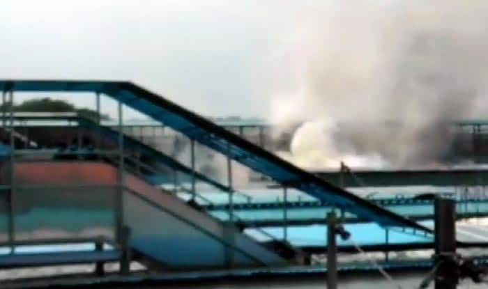 Fire breaks out in New Delhi Railway Station, 4 Fire Tenders Rushed to Spot