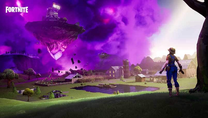 Fortnite players may be getting a new map soon