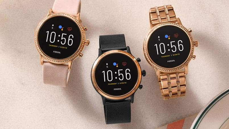 Fossil Gen 5 Smartwatch with Wear OS, Snapdragon Wear 3100 SoC now available in India