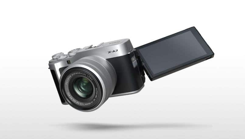 Fujifilm X-A7 launched with 24-megapixel sensor and 4K video at 30fps: Price, Features