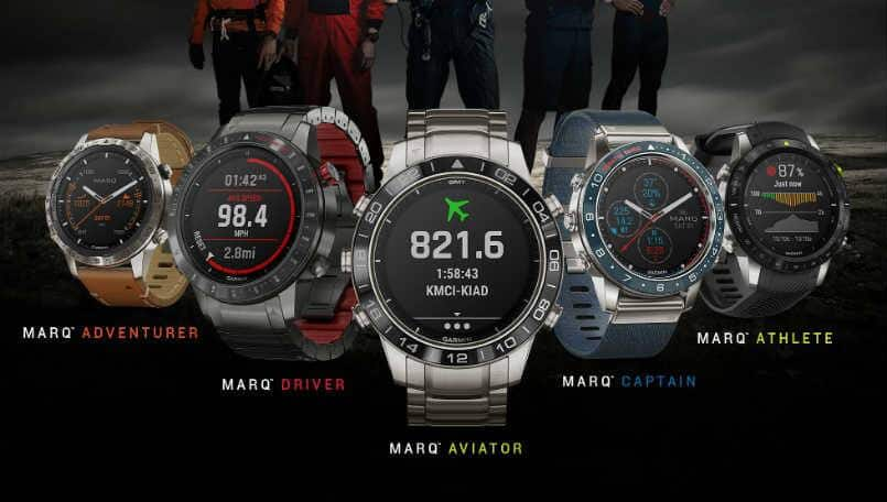 Garmin MARQ super-premium wearables launched in India; starts from Rs 1,41,990
