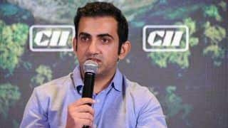 Wrong to Criticise Rishabh Pant So Early: Gautam Gambhir
