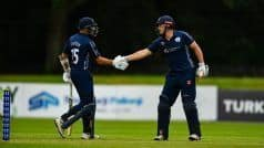 Ireland vs Scotland Dream11 Team Prediction & Tips